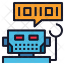Chat Robot Icon