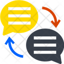 Chat Share Icon