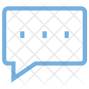 Chat Sign Icon