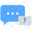 Chat Chat Support Clarification Icon