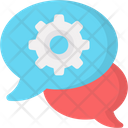 Chat Support Icon