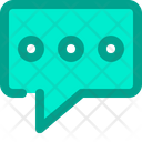 Chat Typing Icon