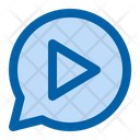 Chat Video Chat Video Icon