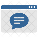 Chat Window Icon