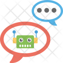 Chatbot Talkboat Chat Icon