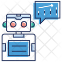 Chatbot Talkbot Chat Bot Icon