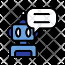 Chatbot Robot Ai Icon