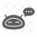 Chatbot Technology Bot Icon