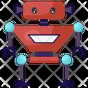 Chatbot Communication Robot Mechanical Robot Icon