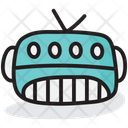 Chatbot Talkbot Artificial Intelligence Icon