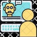 Chatbot Chat Robot Ai Icon