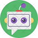 Ai Robot Chatbot Icon