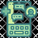 Chatbot Healthcare Icon