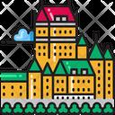 Chateau Frontenac Icon