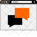 Chatting Communication Chat Icon