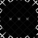 Speech Bubble Ellipsis Icon