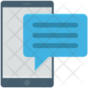 Chatting Message Mobile Icon