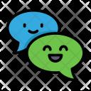 Chatting Speak Talk Icon