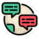 Speak Communication Customer Icon