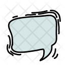 Shaking Chatting Chat Icon