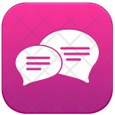 Dialog Chatting Chat Icon