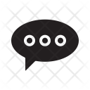 Chat Mail Talk Icon