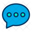 Bubble Chat Bubble Chatting Icon