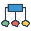 Chatting Conversation Discussion Icon
