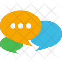 Engagement Chat Talk Icon