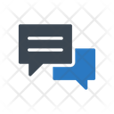 Chat Message Seo Icon