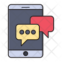 Support Chat Mobile Icon