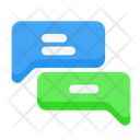 Chat Discussion Communication Icon