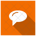 Chatting Bubble Message Icon