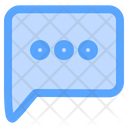 Chatting Chat Bubble Conversation Icon