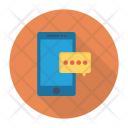 Chatting Mobile Message Icon