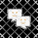 Conversation Discussion Media Icon