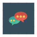 Chatting Bubble Chat Icon