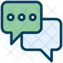 Chatting Communication Message Icon