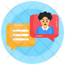 Messaging Chatting Conversation Icon