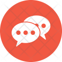 Balloon Bubble Chat Icon