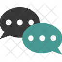 Chatting Connection Chat Icon