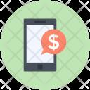 Chatting Money Talk Icon