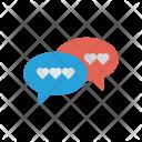 Chatting Chat Conversation Icon