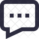 Chatting Talking Chat Icon