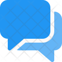 Talk Message Chat Icon