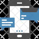 Chatting Message Talk Icon