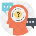 Thinking Question Mind Icon