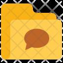 Chatting folder Icon