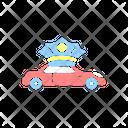 Chauffeur Hire Icon