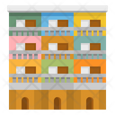 Chawls Diladate Building Icon